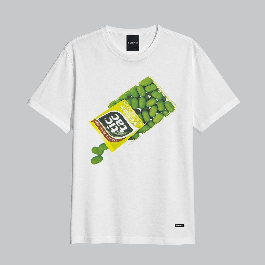REMERA GREENAPPLE