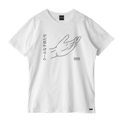Remera EQUALITY WHITE