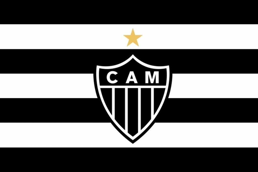 Bandeira do Atlético Mineiro - Universo Estampa 74f0b805042