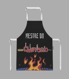 Avental Mestre do churrasco - comprar online