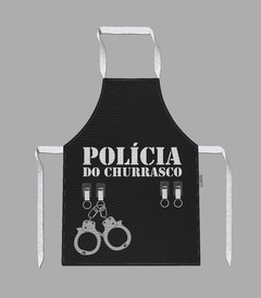 Avental Policia do churrasco - comprar online