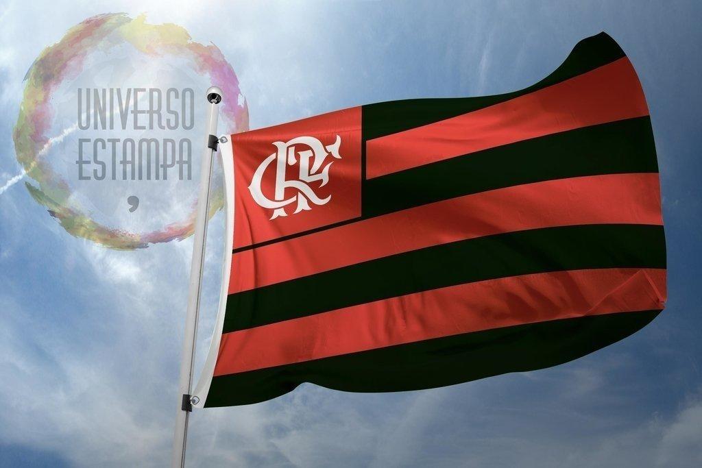 Bandeira do Flamengo - Comprar em Universo Estampa e0d19ecbc7f9f