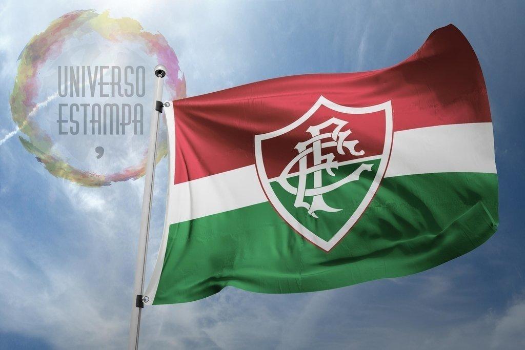 9f54ff2404560 Bandeira do Fluminense - Comprar em Universo Estampa