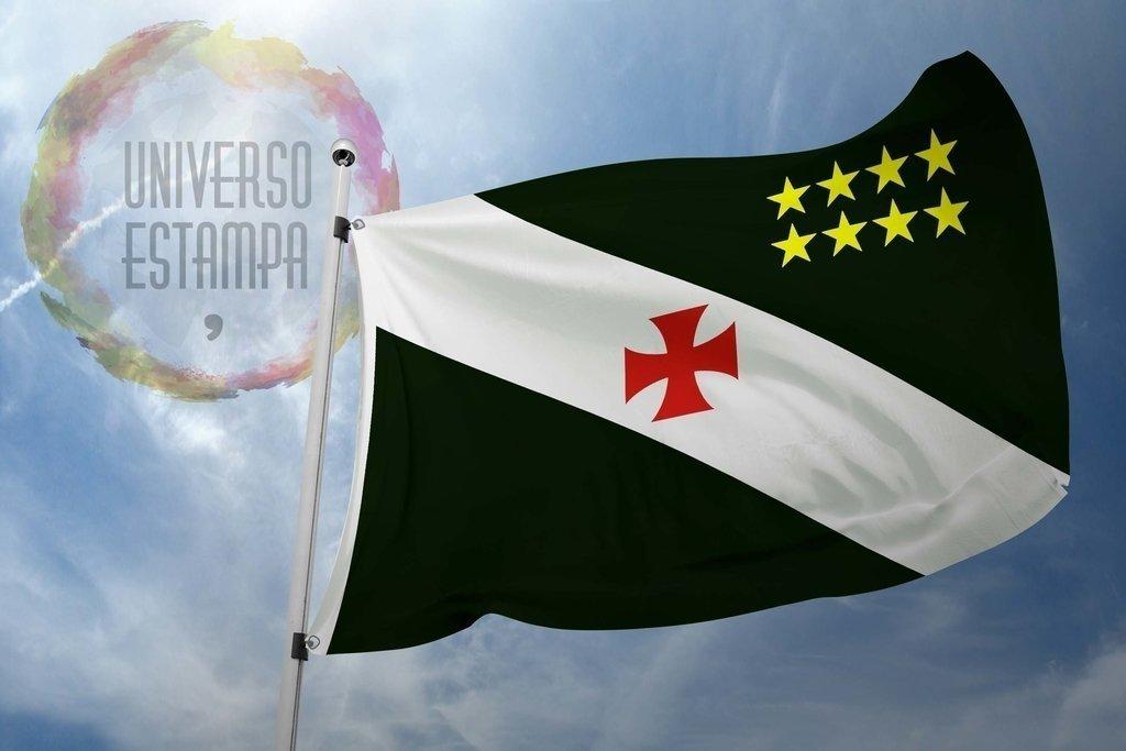 55e9c91a24 Bandeira do Vasco - Comprar em Universo Estampa