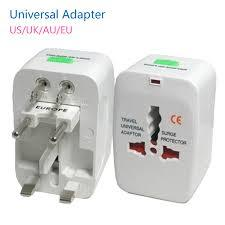 Adaptador viajero, All in one - comprar online