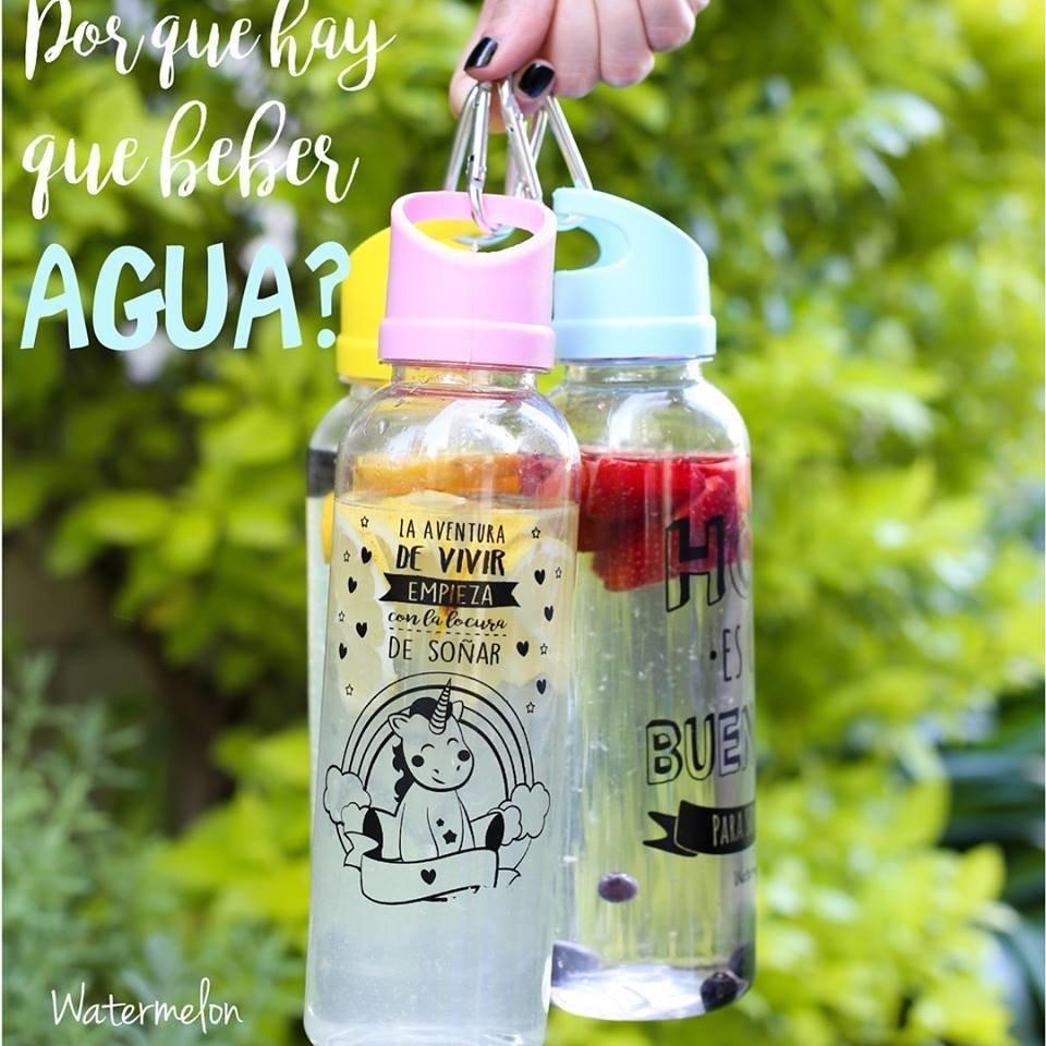Botella Agua Frases Comprar En Me Gustó