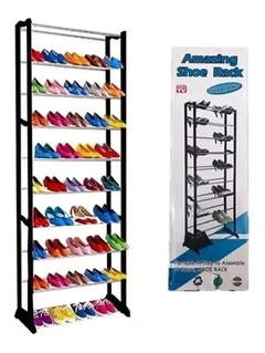 rack organiza zapatos 30 pares