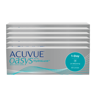 COMBO 6 CAIXAS DE ACUVUE OASYS® 1-Day
