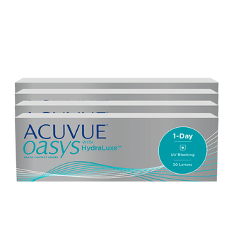 COMBO 4 CAIXAS DE ACUVUE OASYS® 1-Day