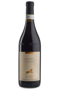 833 - Barbaresco Vallegrande Ca del Baio 2011. Vinous 91