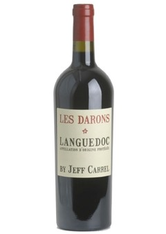 954 – AOP Languedoc Les Darons by Jeff Carrel 2015 RP 91-93
