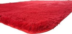 SHAGGY RED RUG 7.87 X 6.56 FEET - Tapetes Multisul