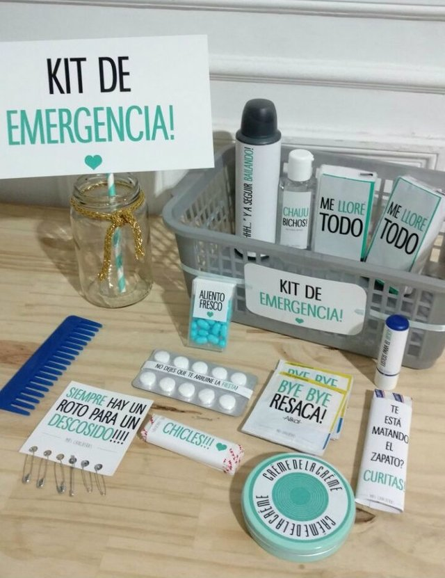 Kit de ba o para ellos for Kit accesorios bano