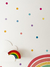Vinilo dots multicolor Blog Chic Kids