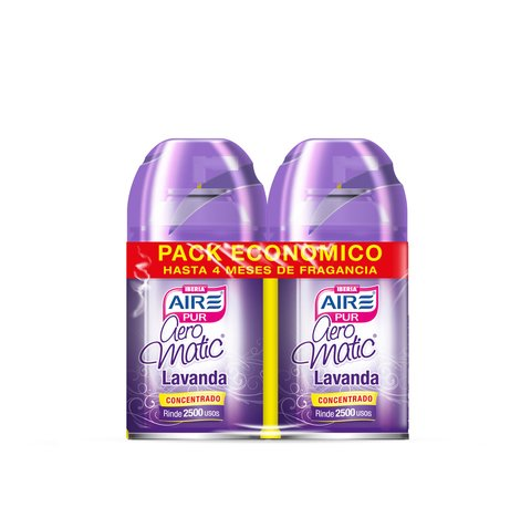 Aeromatic® Pack Económico Lavanda 2x250ml