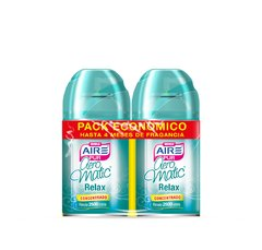 Aeromatic® Pack Económico Relax 2x250ml