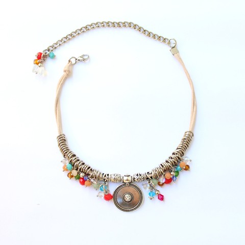 Choker MERY Multicolor en internet