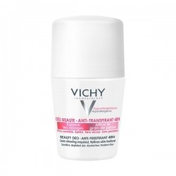 DEO VICHY IDEAL FINISH 48H 50ML - medicfarm.com.br