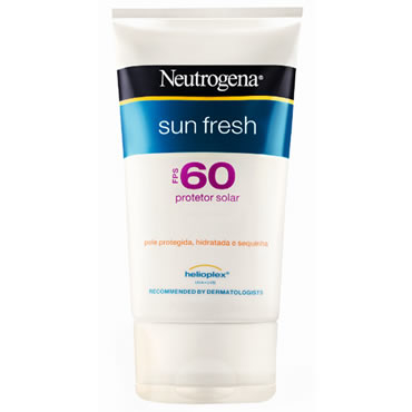 NEUTROGENA SUNFRES FPS60 120ML na internet