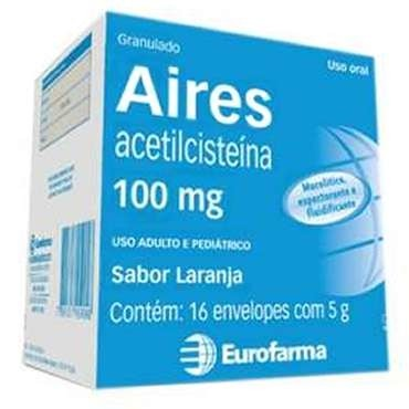 AIRES 100MG 16 ENV - loja online