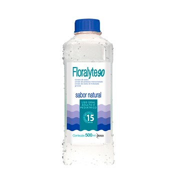 FLORALYTE 90 NATURAL SOL 500ML