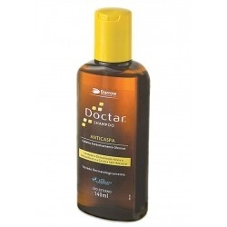 DOCTAR SHAMPOO ANTI CASPA 140ML - loja online