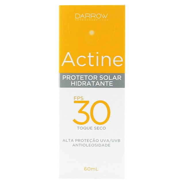 ACTINE PROT SOLAR FPS30 60ML