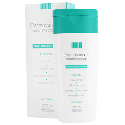 DERMOVANCE S REID PELE SEC 200ML na internet