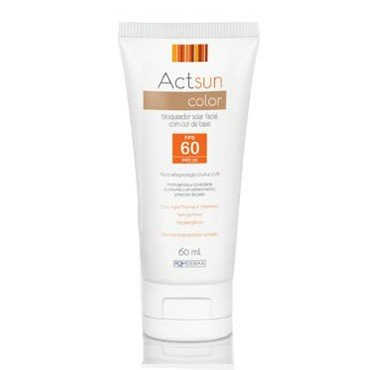 ACTSUN COLOR 60 COM 60ML