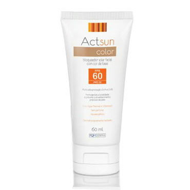 ACTSUN COLOR 60 COM 60ML na internet