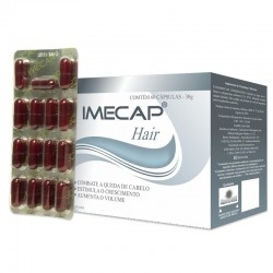IMECAP HAIR C/60 CAPS na internet