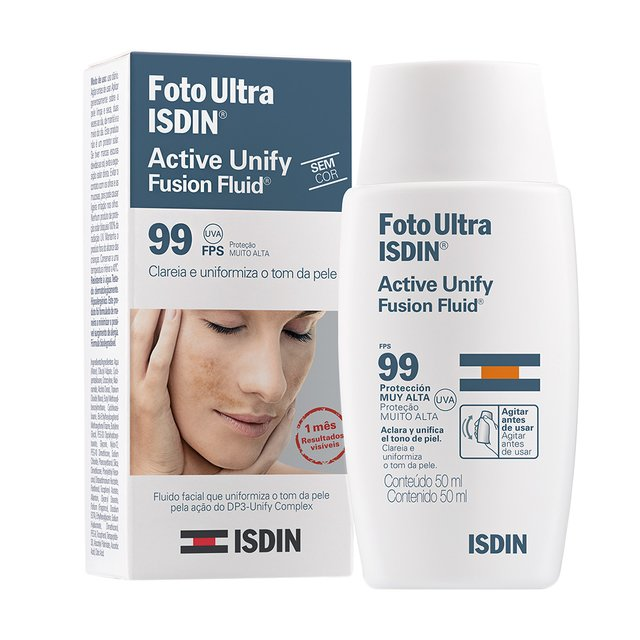 ISDIN ACTIVE UNIFY S  COR 50ML