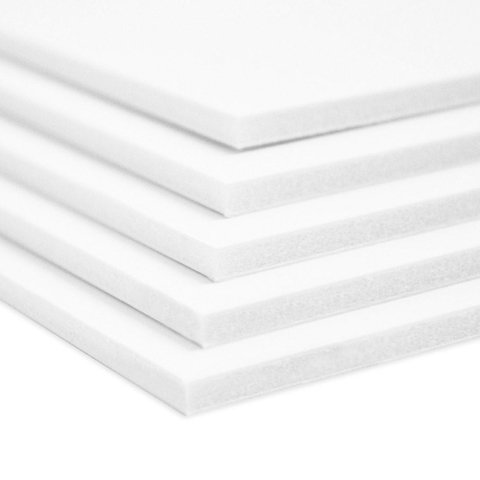 Foam Board Acartonado Branco 5mm