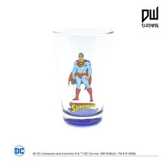 Vaso SUPERMAN RETRO