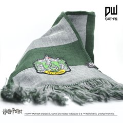 SLYTHERIN STRIPES Scarf