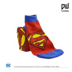 Soquete RED SUPERMAN