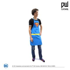 Delantal SUPERMAN - comprar online