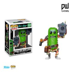 FUNKO Laser Pickle Rick