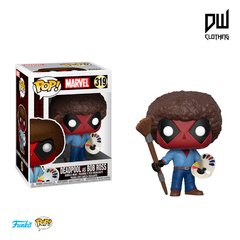 FUNKO DeadPool as Bob Ross