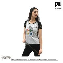 Remera HOGWARTS - DW clothing Argentina