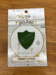 Pin Prefect Slytherin