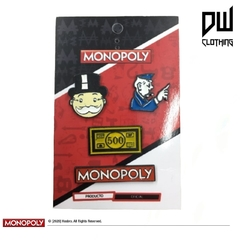 Pack Pins Monopoly