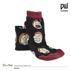 Socks MORTY FACES