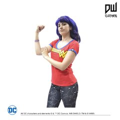 Remera WONDER WOMAN - comprar online