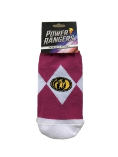 Socks Power Ranger Rosa