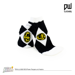 Socks Power Ranger Negro