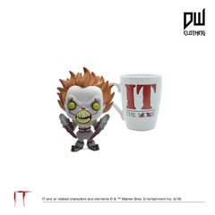 COMBO CLOWN TAZA IT THE MOVIE