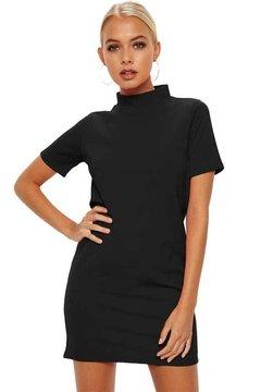 8b4a29466 Vestido Curto Feminino com Gola Regata REF  VRP270 - comprar online