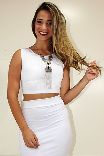 Top Cropped Shakira REF: T0005 - comprar online