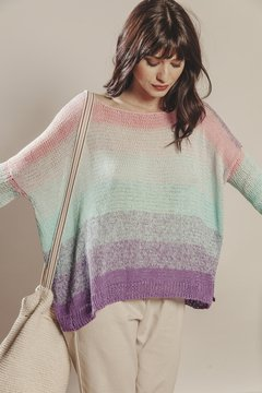 Sweater Sirena - Florencia Llompart